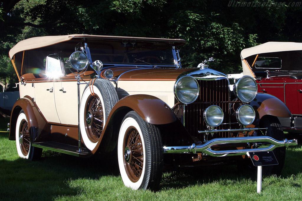 American Classics: Lincoln 7-Passenger Touring    - 2008 EyesOn Design