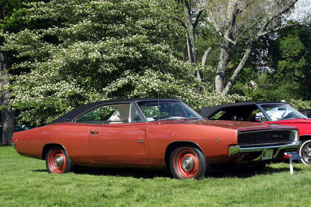 Decade of Muscle: Dodge Charger    - 2008 EyesOn Design