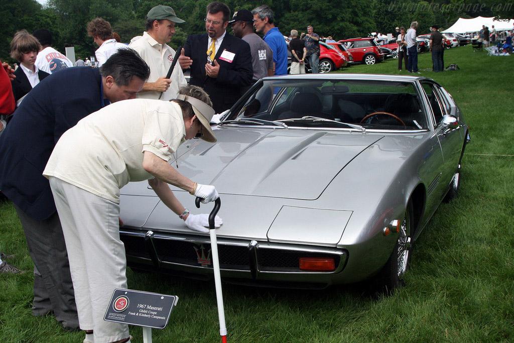 Exotic Sports: Maserati Ghibli    - 2008 EyesOn Design