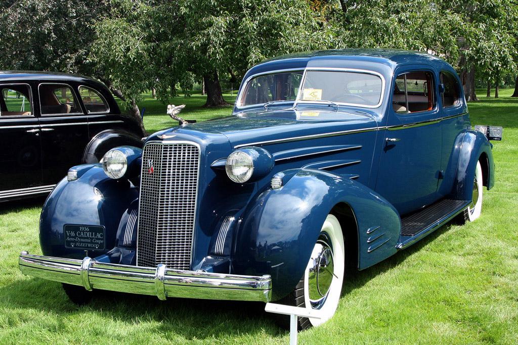GM's 100th Anniversary: Cadillac V16 Aerodynamic Coupe    - 2008 EyesOn Design