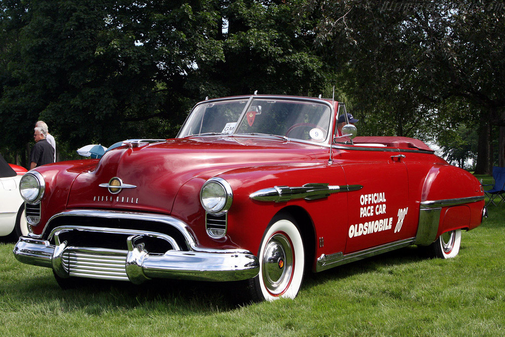 GM's 100th Anniversary: Oldsmobile 88 Indy 500 Pace Car    - 2008 EyesOn Design
