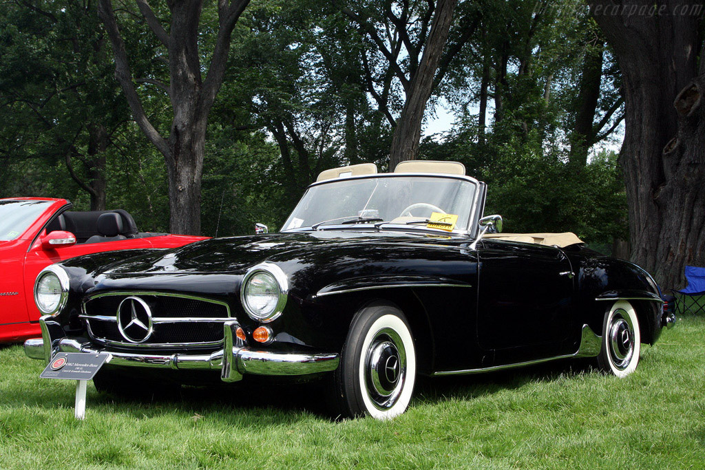 Mercedes-Benz 190 SL    - 2008 EyesOn Design