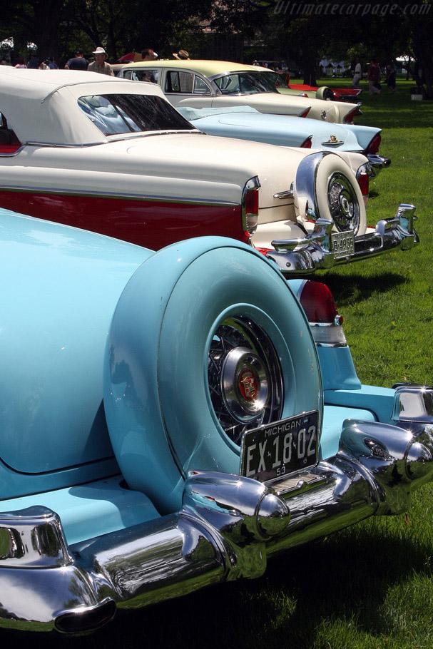 Windshield Wrapture: Cadillac Eldorado    - 2008 EyesOn Design