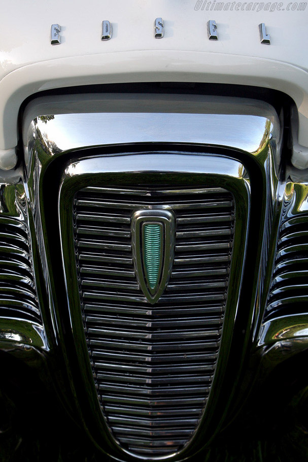 Windshield Wrapture: Edsel Corsair Convertible    - 2008 EyesOn Design