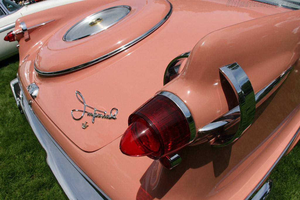 Windshield Wrapture: Imperial Crown Sedan    - 2008 EyesOn Design