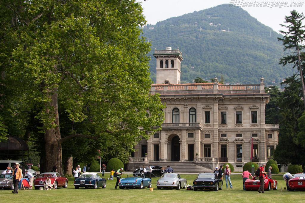 Welcome to Villa Erba    - 2012 Concorso d'Eleganza Villa d'Este