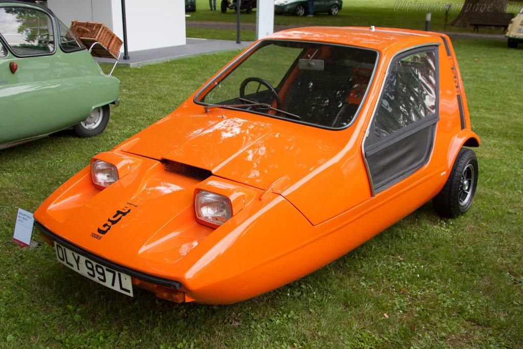 Bond Bug    - 2012 Concorso d'Eleganza Villa d'Este