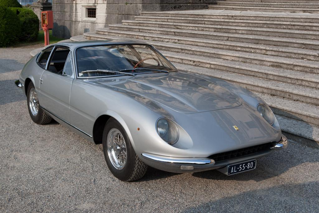 Ferrari 365 GTB Prototype - Chassis: 10287   - 2012 Concorso d'Eleganza Villa d'Este