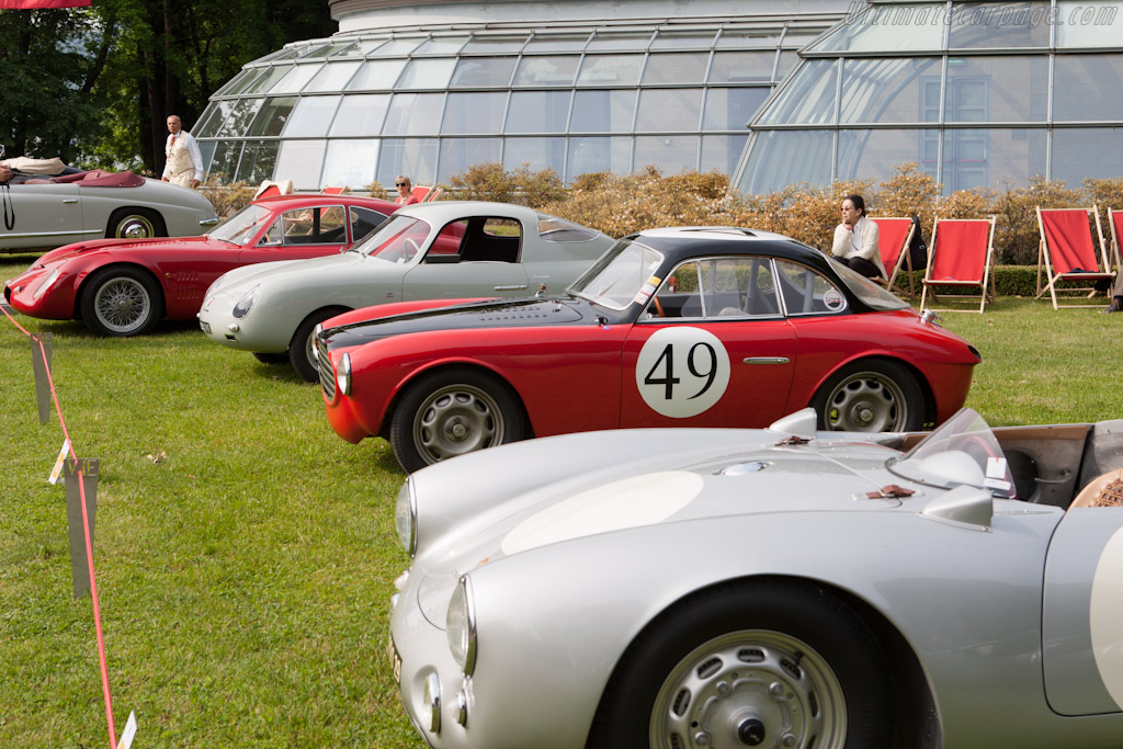 Moretti 750 Grand Sport - Chassis: 1294   - 2012 Concorso d'Eleganza Villa d'Este
