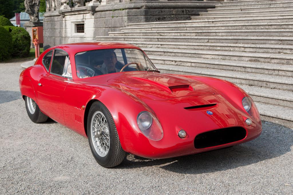 OSCA 1600 SP - Chassis: 00140   - 2012 Concorso d'Eleganza Villa d'Este