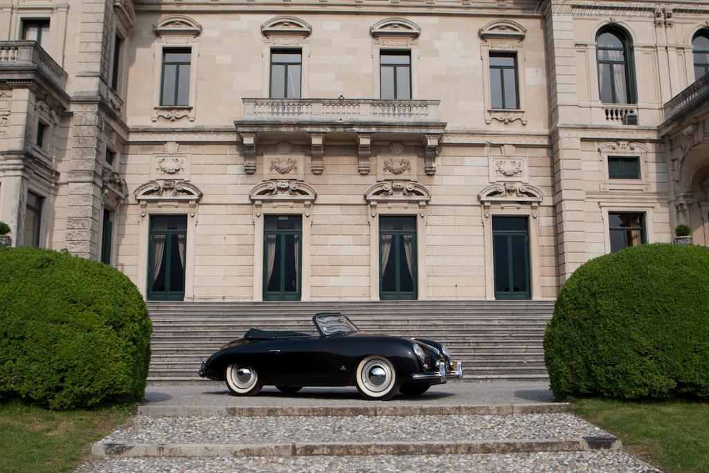 Porsche 356 Reutter Cabriolet - Chassis: 60045   - 2012 Concorso d'Eleganza Villa d'Este