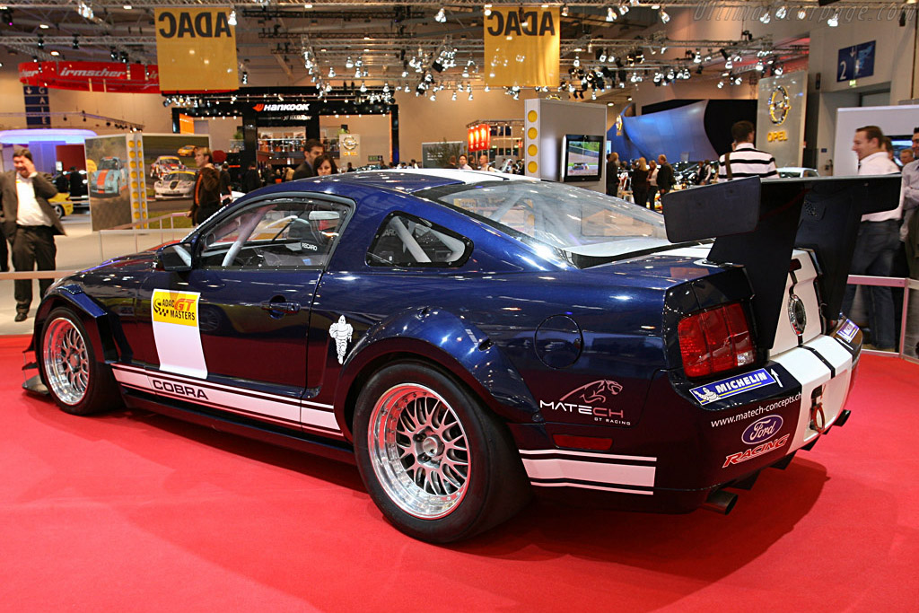 ford mustang fr500 2007 essen motor show picture to pin on pinterest pinsdaddy. Black Bedroom Furniture Sets. Home Design Ideas