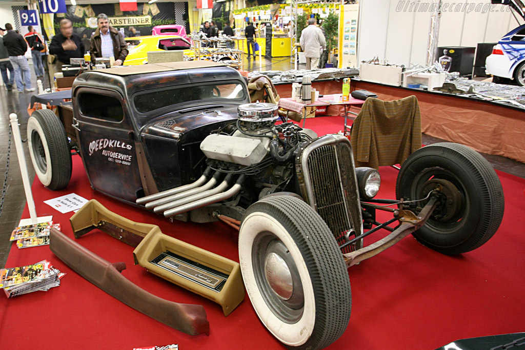 American Hotrod    - 2007 Essen Motor Show