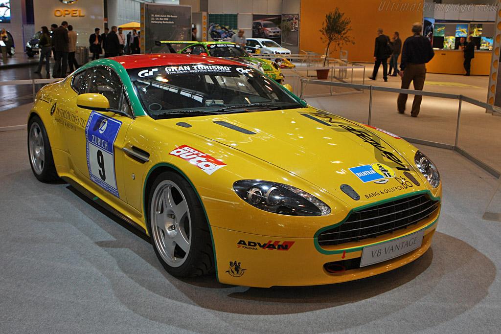 Aston Martin V8 Vantage N24    - 2007 Essen Motor Show