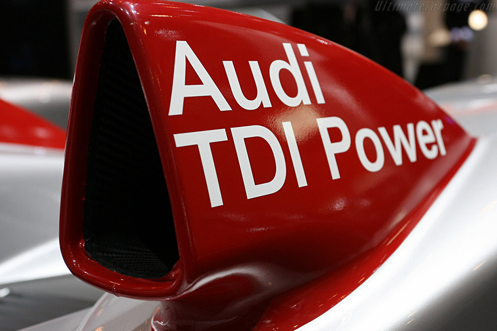 Audi R10    - 2007 Essen Motor Show