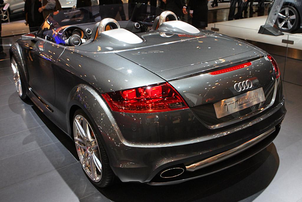 Audi TT Clubsport    - 2007 Essen Motor Show