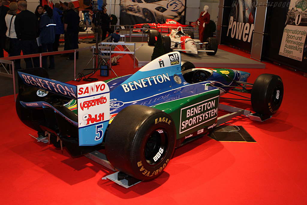 Benetton B194 Ford    - 2007 Essen Motor Show