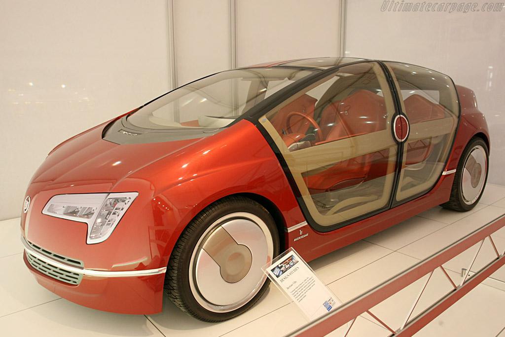 Bertone Cadillac Villa    - 2007 Essen Motor Show