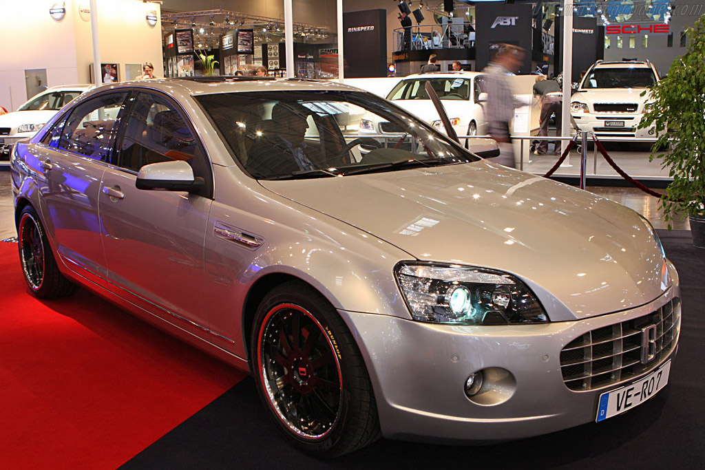Bitter Vero    - 2007 Essen Motor Show
