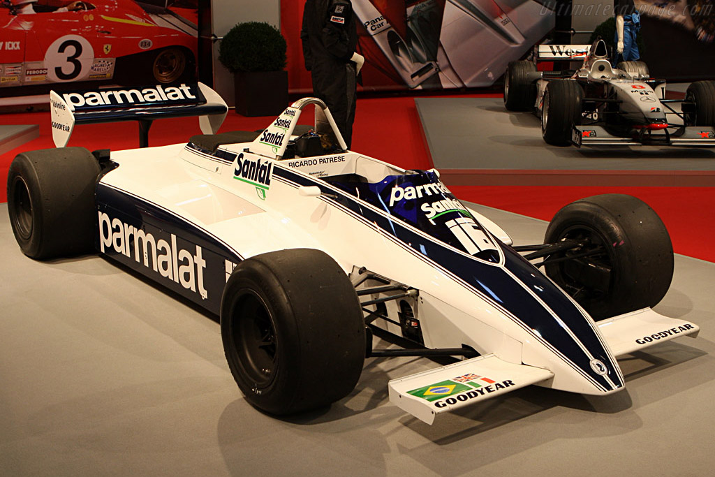 Brabham BT49    - 2007 Essen Motor Show