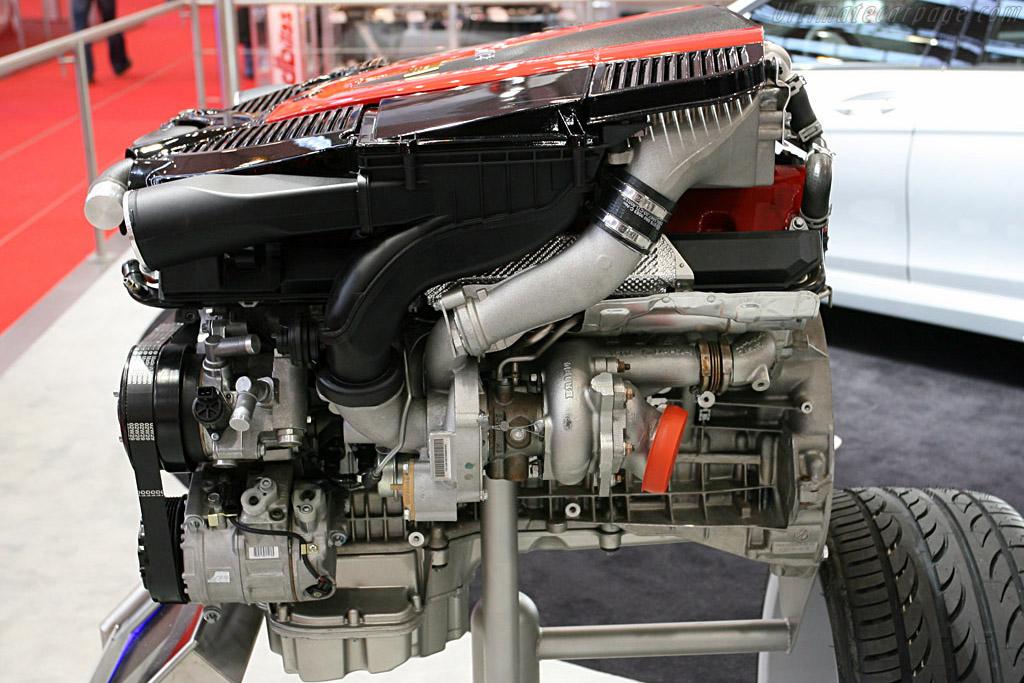 Brabus V12    - 2007 Essen Motor Show