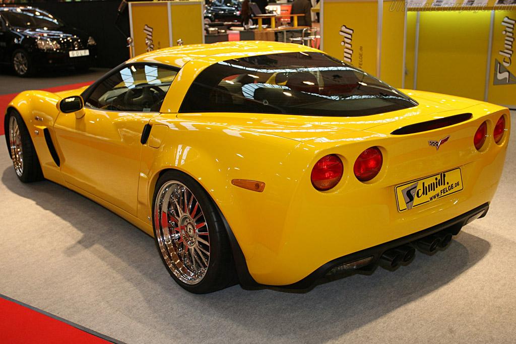 Corvette Z06    - 2007 Essen Motor Show