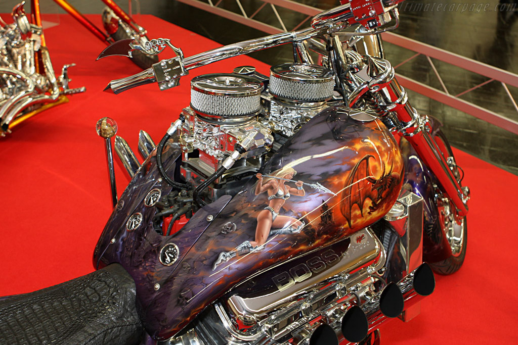 Crazy Chopper    - 2007 Essen Motor Show