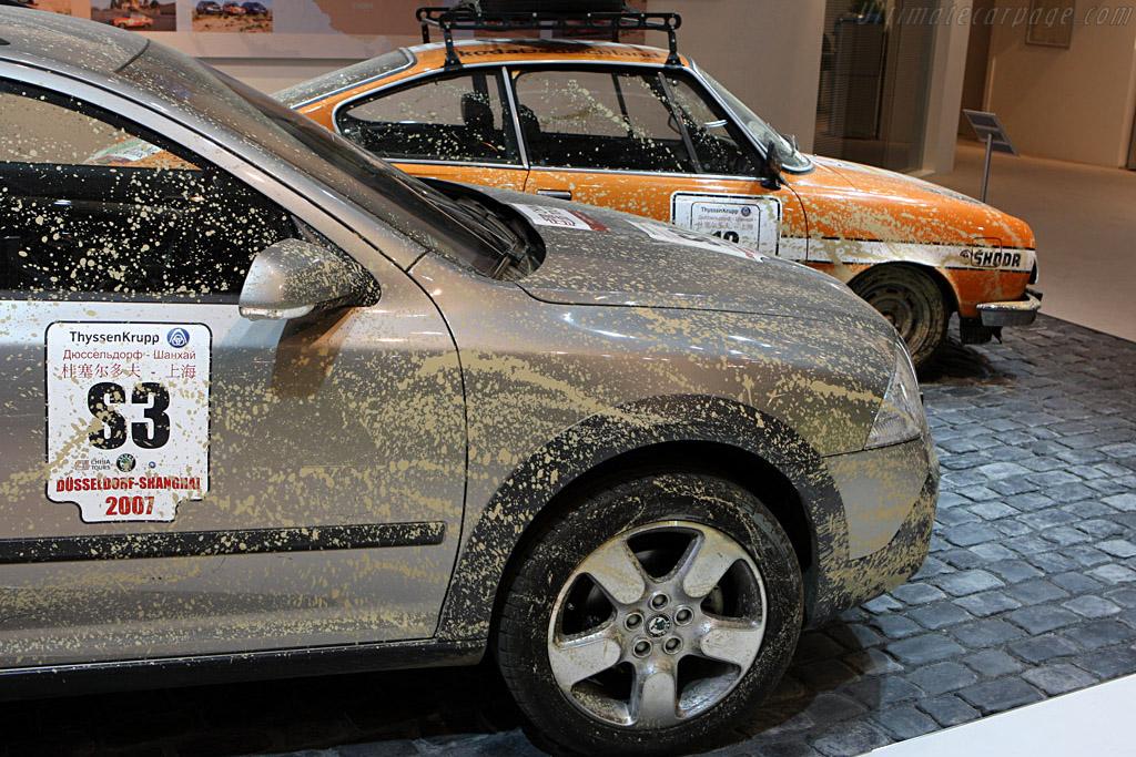 Dirty Skodas    - 2007 Essen Motor Show