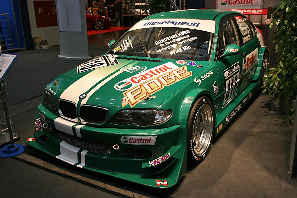 Fastest diesel around the 'Ring    - 2007 Essen Motor Show
