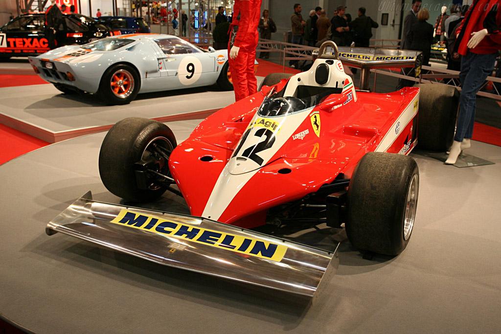 Ferrari 312 T3 - Chassis: 034   - 2007 Essen Motor Show