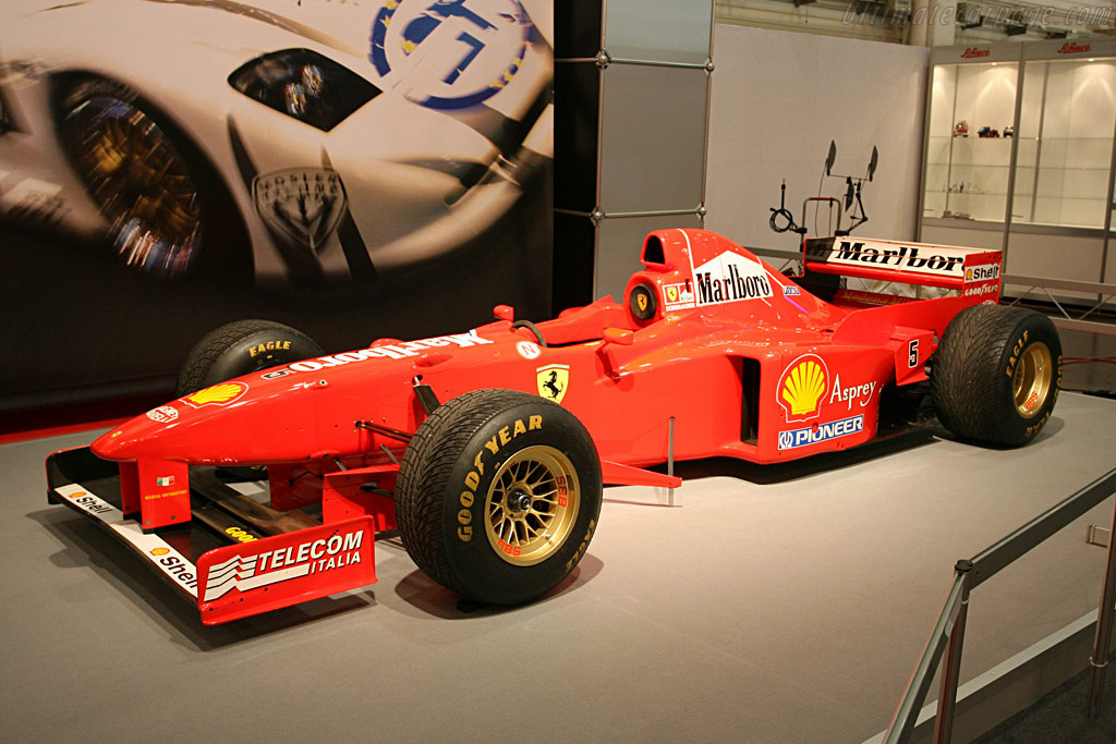 Ferrari F310B    - 2007 Essen Motor Show