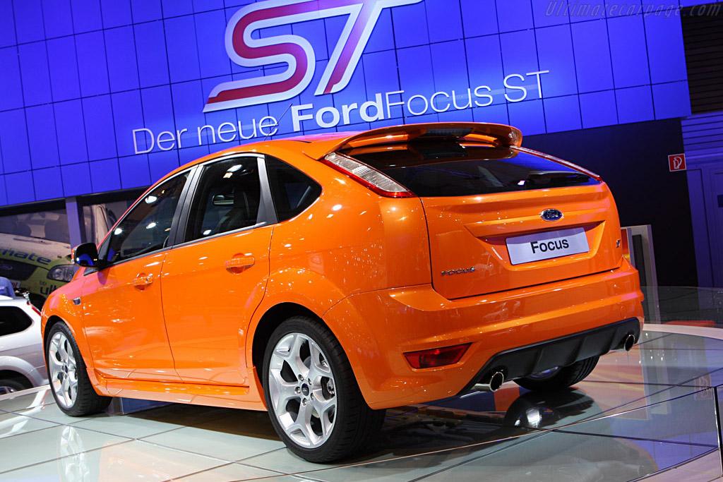 Focus St 2018 >> Ford Focus ST - 2007 Essen Motor Show
