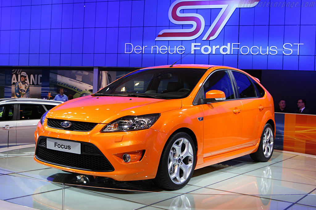Ford Focus ST    - 2007 Essen Motor Show