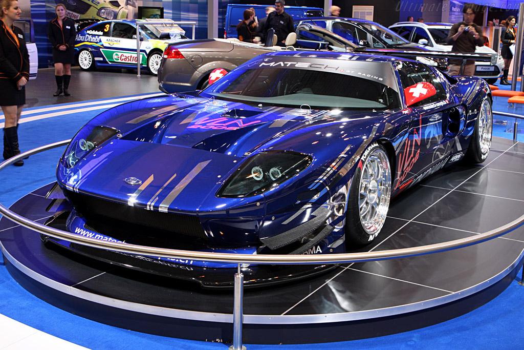 Ford GT Matech GT1    - 2007 Essen Motor Show