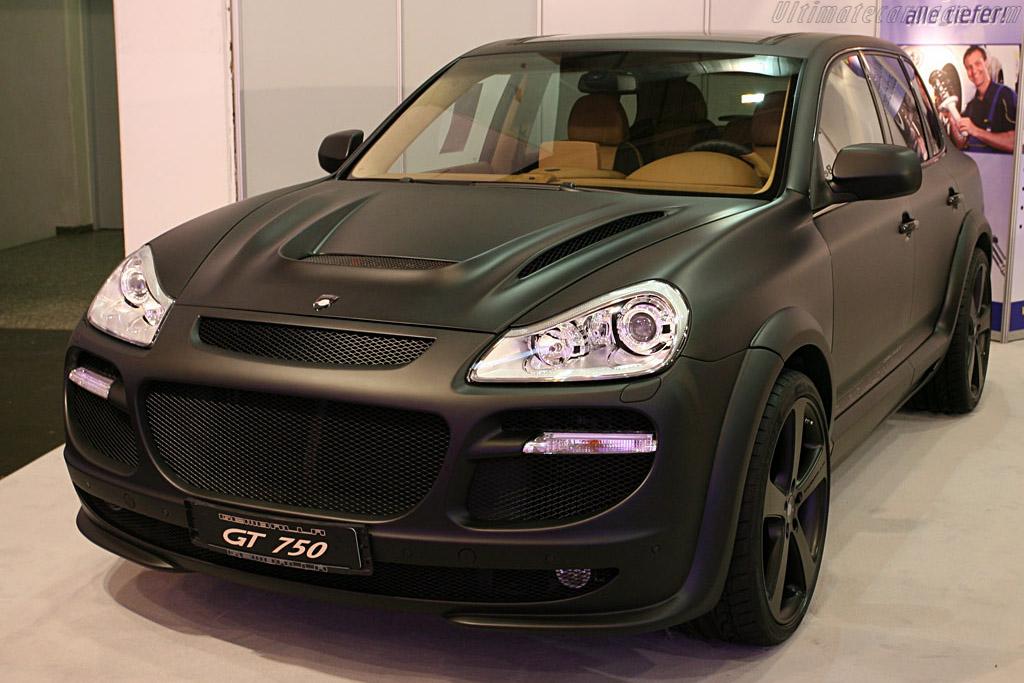 Gemballa GT750    - 2007 Essen Motor Show