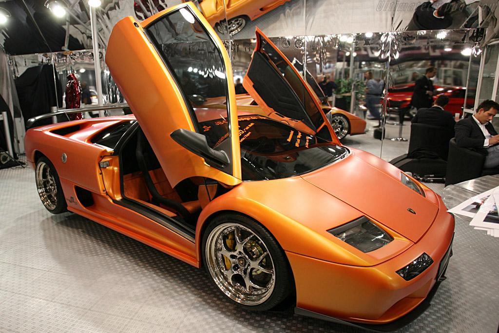 Lamborghini Diablo    - 2007 Essen Motor Show