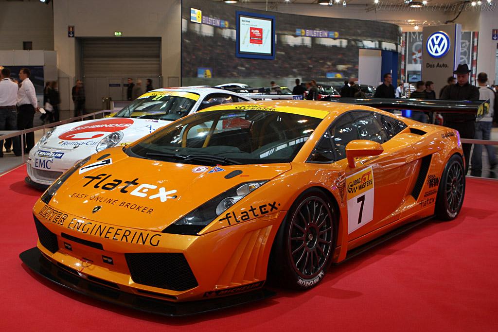Lamborghini Gallardo GT3    - 2007 Essen Motor Show