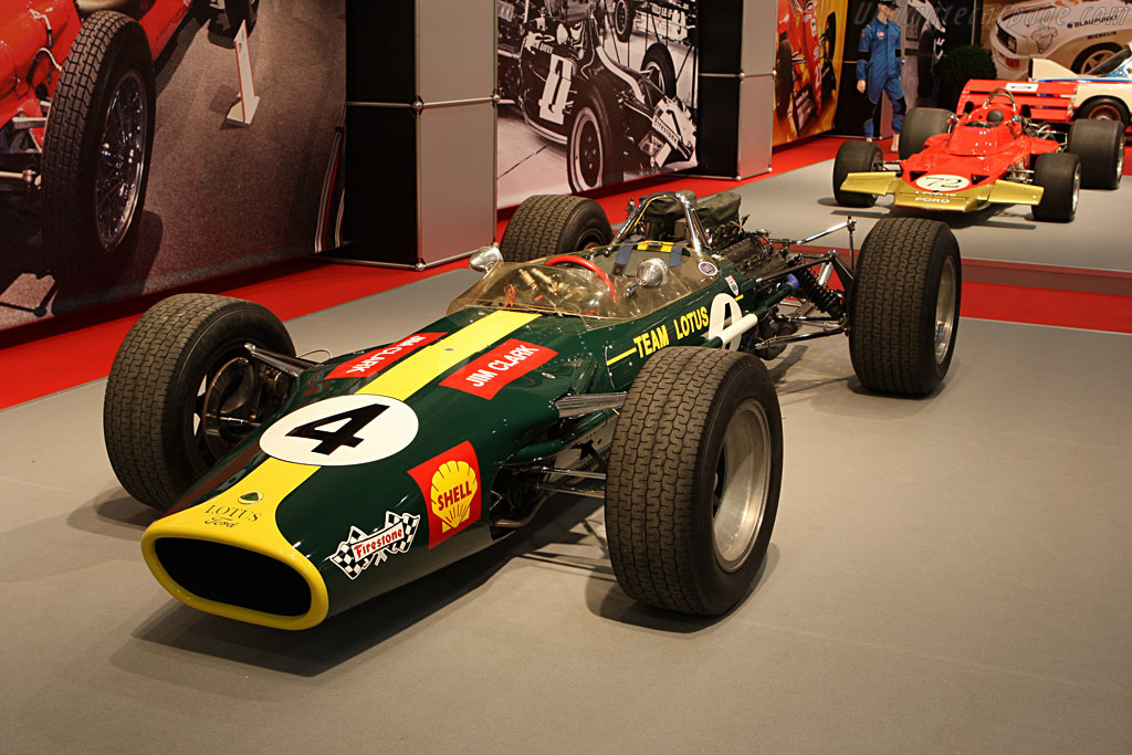 Lotus 49 - Chassis: R4   - 2007 Essen Motor Show
