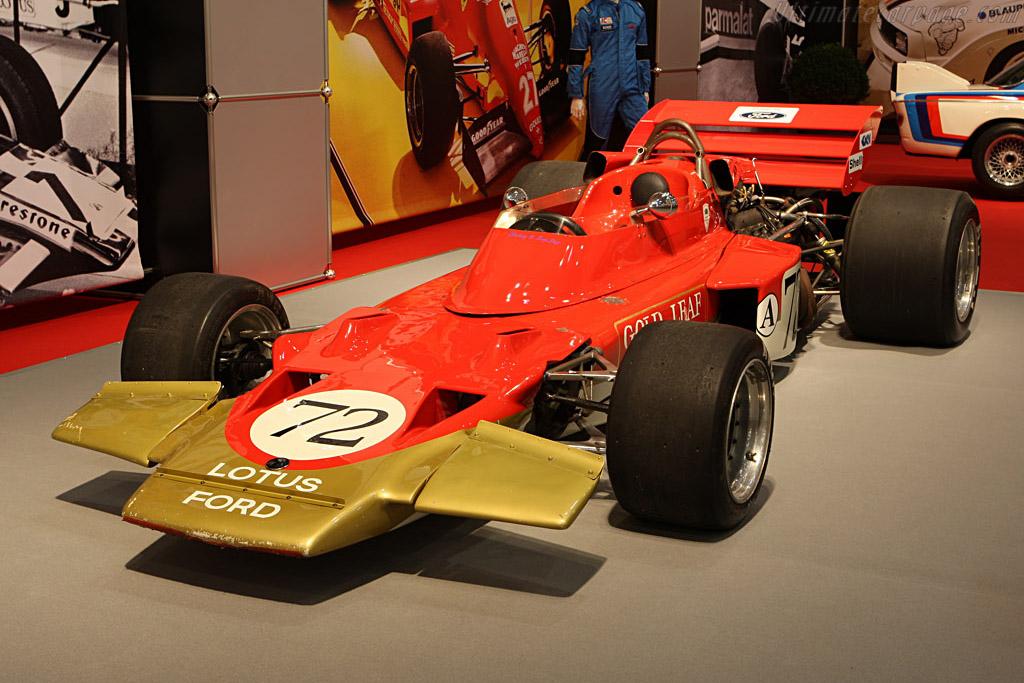 Lotus 72 - Chassis: R4   - 2007 Essen Motor Show