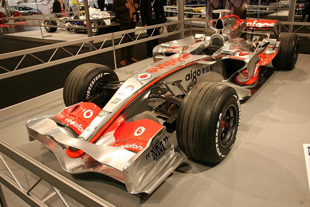 McLaren    - 2007 Essen Motor Show