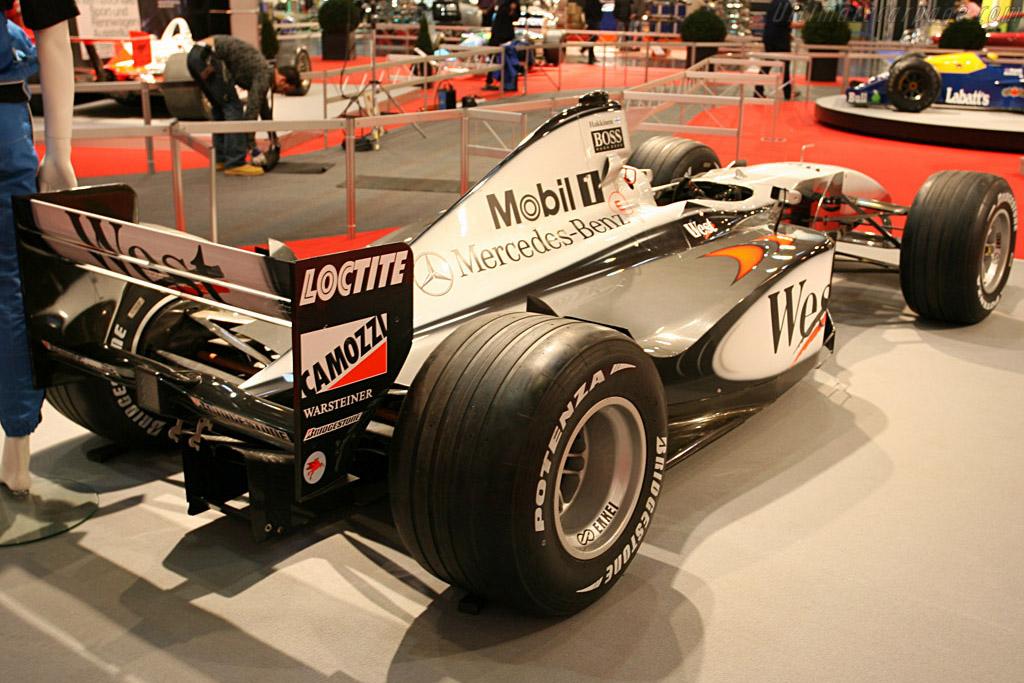 McLaren MP4/13 Mercedes    - 2007 Essen Motor Show