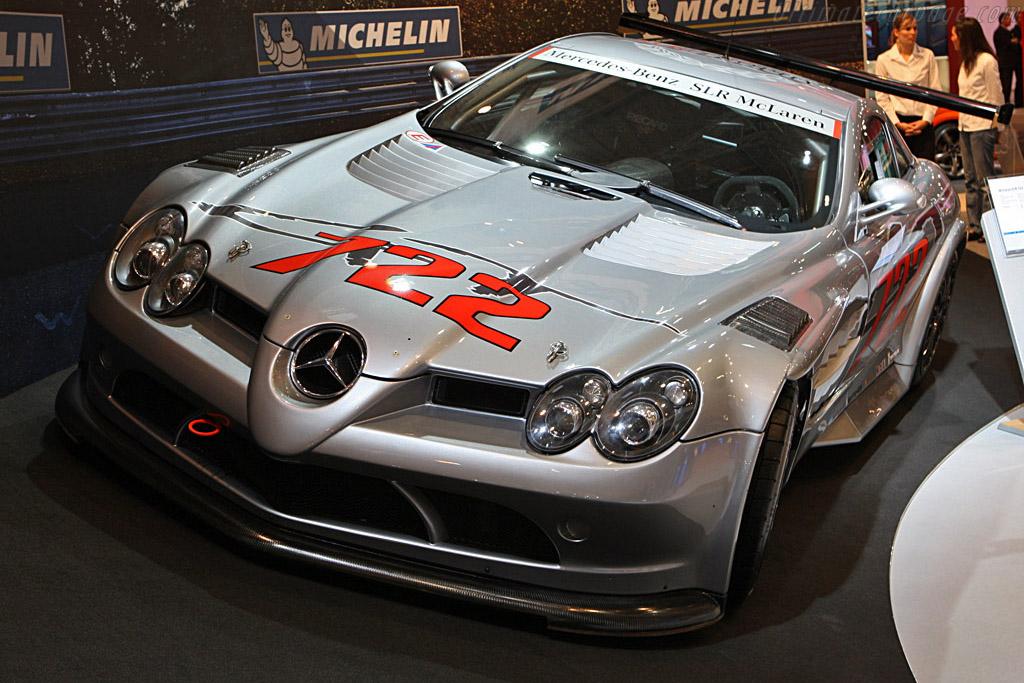 Mercedes-Benz SLR McLaren 722 GT    - 2007 Essen Motor Show