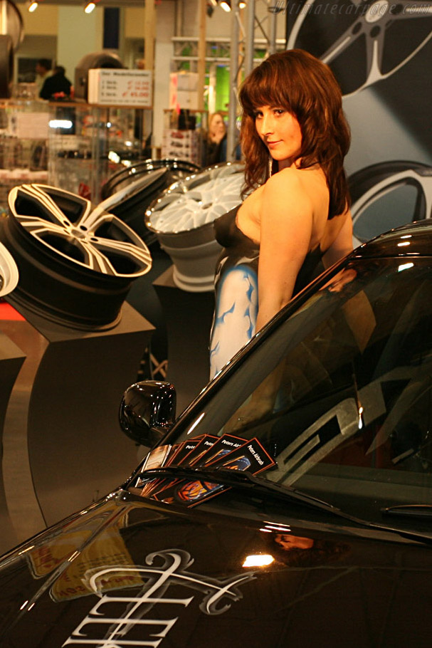 Nice paintjob    - 2007 Essen Motor Show