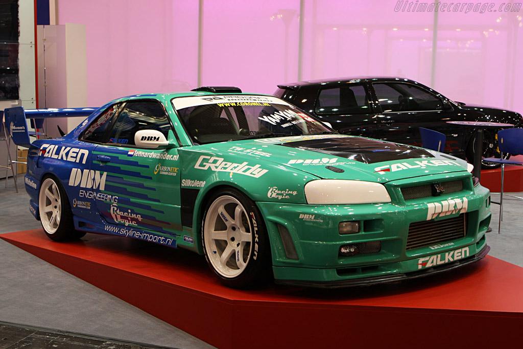 Nissan Skyline R34 GT-R    - 2007 Essen Motor Show