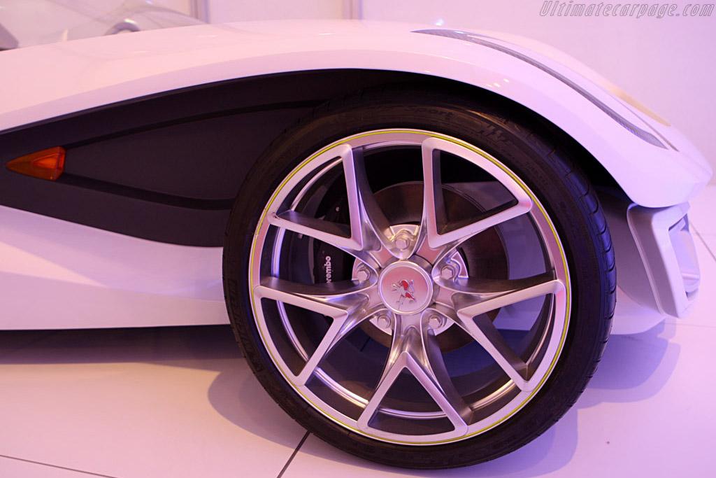 Peugeot Flux    - 2007 Essen Motor Show