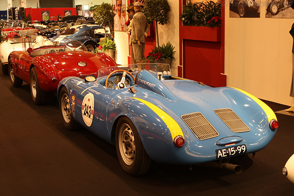 porsche 550 rs spyder 2007 essen motor show. Black Bedroom Furniture Sets. Home Design Ideas