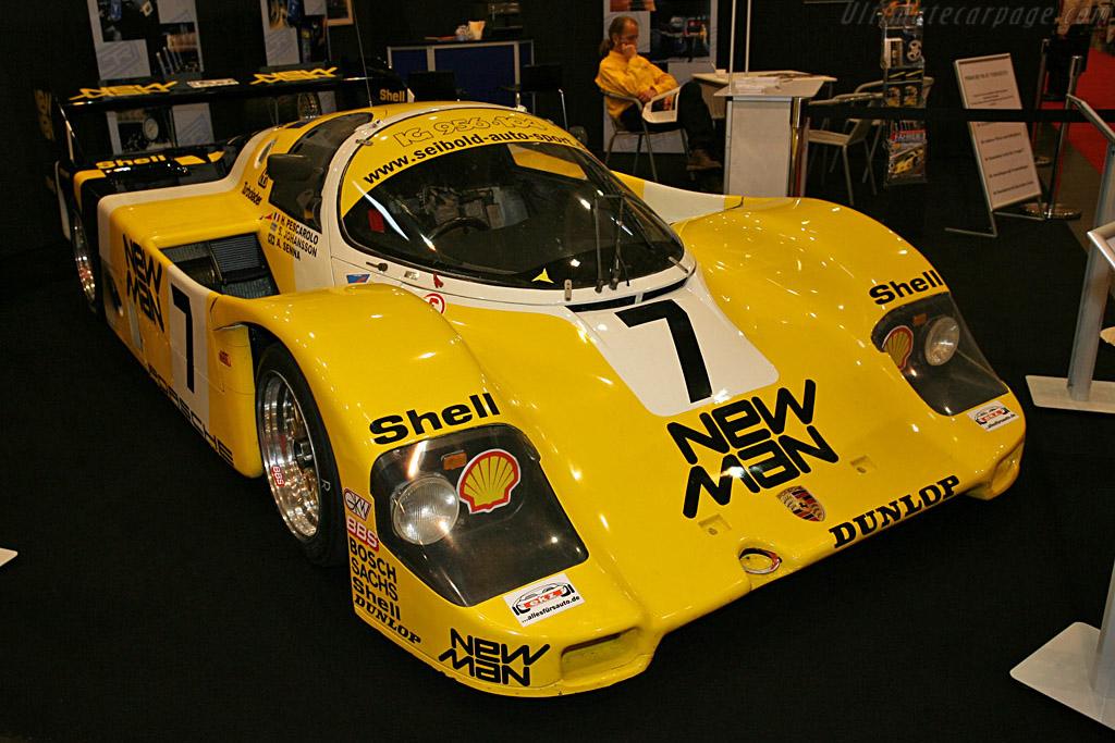 Porsche 956 - Chassis: 956-104   - 2007 Essen Motor Show