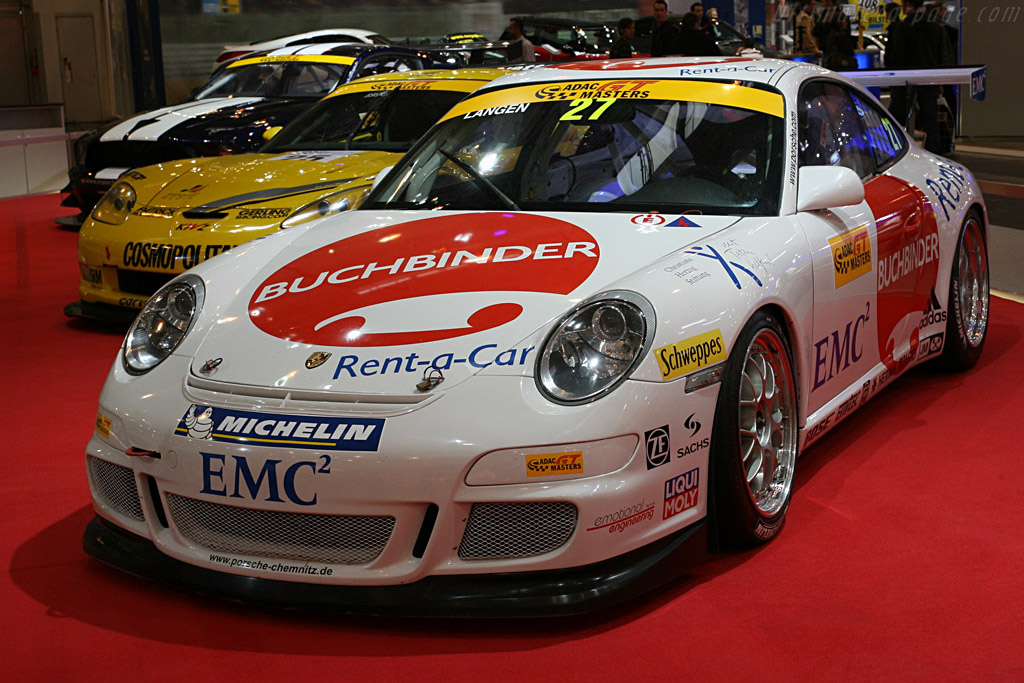 porsche 997 gt3 2007 essen motor show. Black Bedroom Furniture Sets. Home Design Ideas