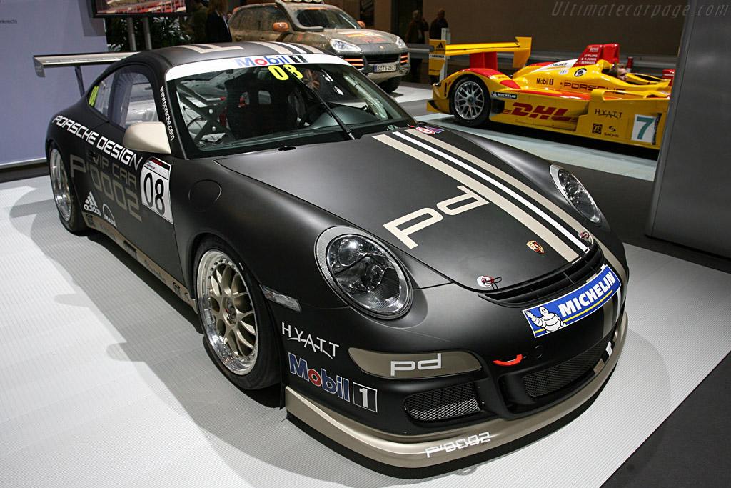 Porsche 997 GT3 Vip Car    - 2007 Essen Motor Show