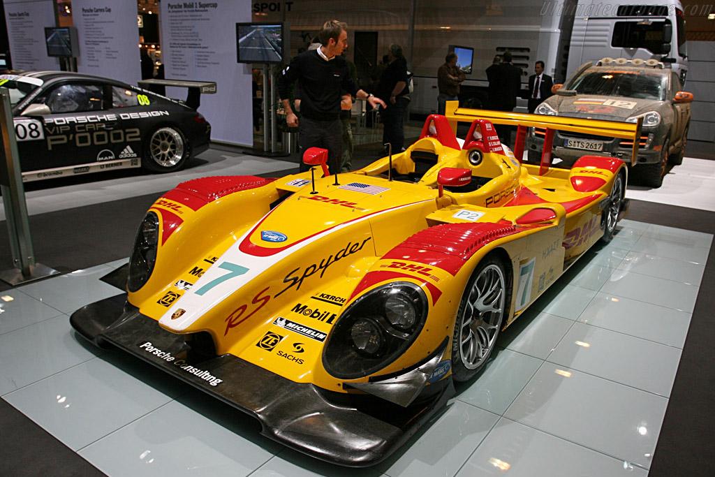 Porsche RS Spyder Evo    - 2007 Essen Motor Show